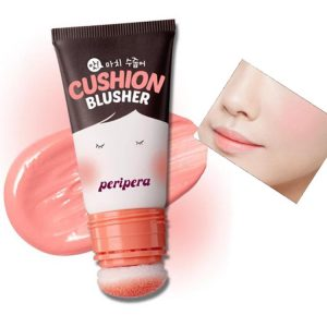 ah much shy cushion blusher no4