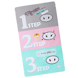 pig nose clear 3step kit1