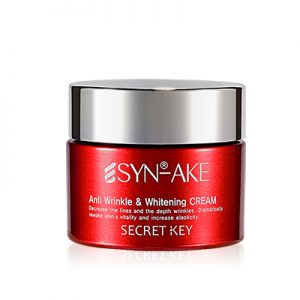 synake anti wrinkle whitening cream1