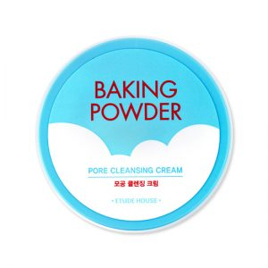 baking powder pore cleansing cream1