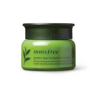 green tea moisture cream1