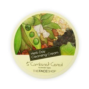 herb day cleansing cream_5 combined cereal