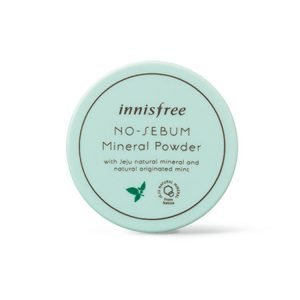 no sebum mineral powder1