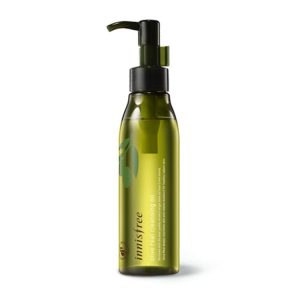 olive real cleansing oil1